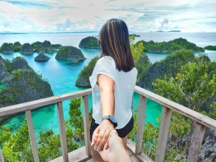 private tour raja ampat 3 hari