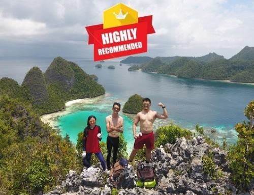 Telp 0811436545 Paket Tour Ke Pulau Raja Ampat Oasis Raja Ampat Tour