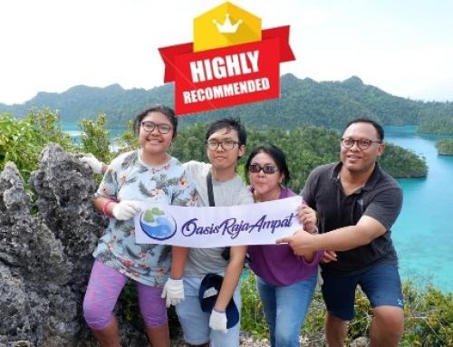 Telp 0811436545 Paket Tour Raja Ampat 2018 Oasis Raja Ampat Tour