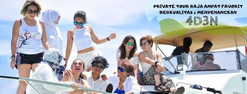 Paket Tour Wisata Raja Ampat 4 Hari 3 Malam di Dcoral Resort
